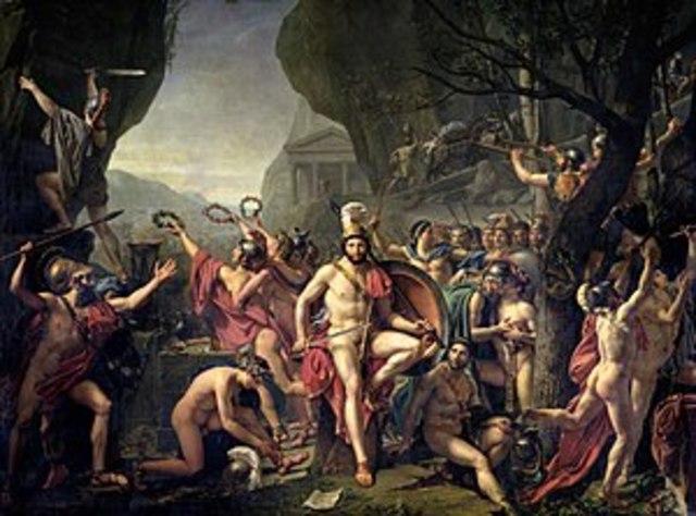 Batallas de las Termópilas y Salamina