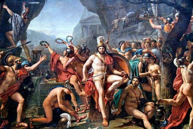 Guerras entre Esparta y Persia