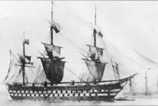 Naves Gran Bretaña