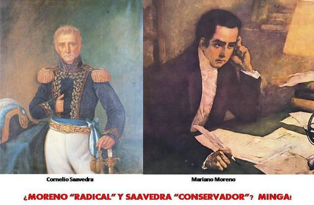 Saavedra y Moreno