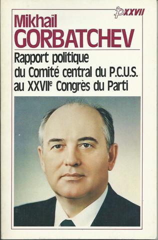 XXVIIe Congrès PCUS