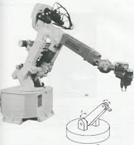 Unimat (1º robot industrial)