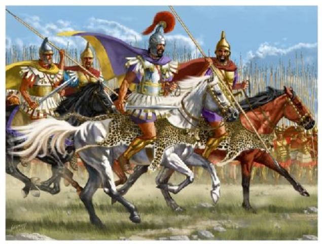 Batalla de Queronea.