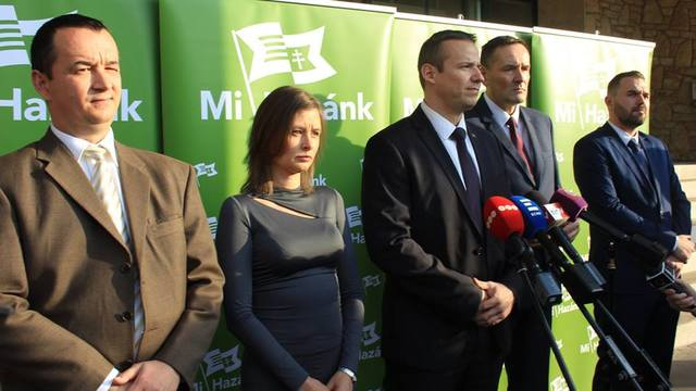 A Mi Hazánk Mozgalomban folytatja a politizálást Volner János, Dr. Apáti István és Dr. Fülöp Erik is.