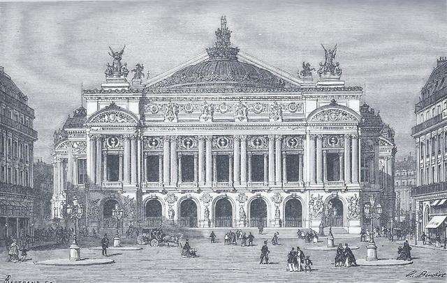 Creación de la Escuela de Danza- Francia