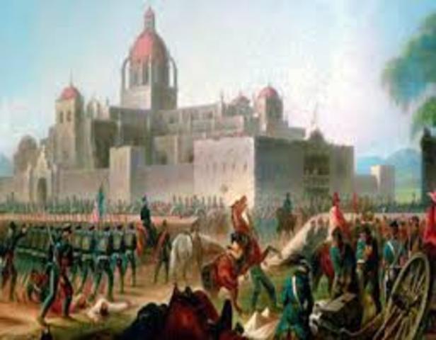 Batalla de Churubusco: los mexicanos fueron vencidos.