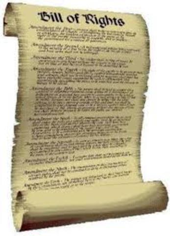 BILL OF RIGHTS OF 1689