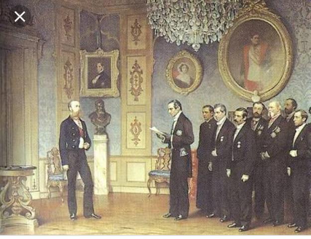 Maximiliano sin el apoyo de las fuerzas francesas