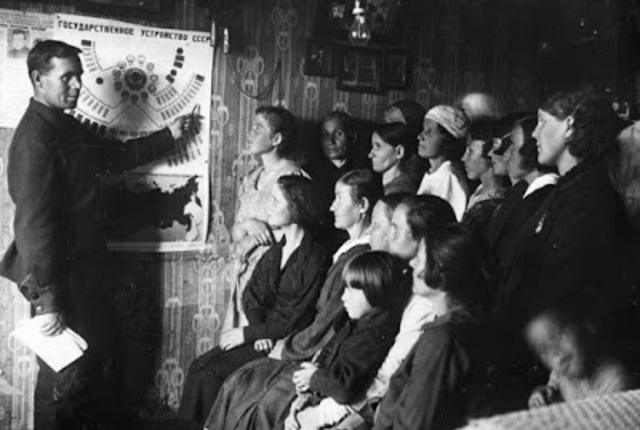 1928 - A Educação na URSS