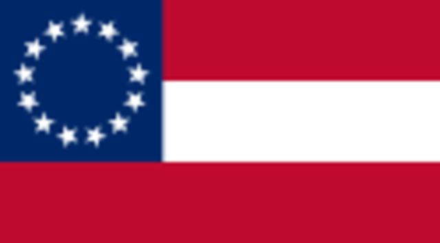 1861 - A Guerra Civil Americana ou A Guerra de Sucessão