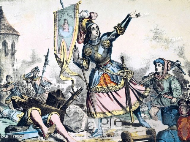 Battle - Liberation of Orleans