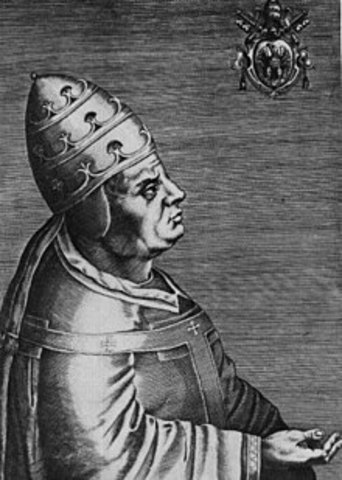 Theology - Pope Urban VI Elected
