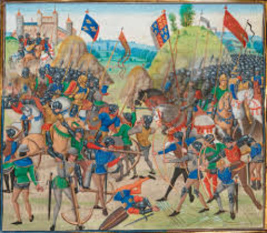Battle - Battle of Crecy