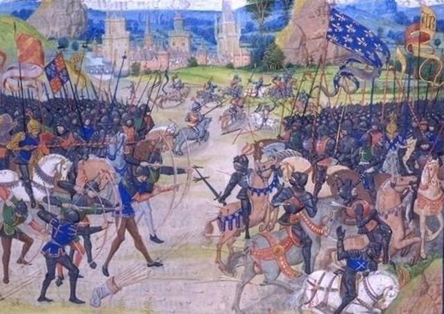 Battle - Battle of Poitiers