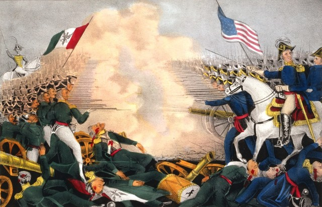 U.S war with Mexico
