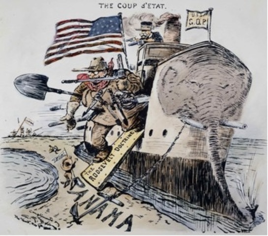 U.S. interventions in Panama