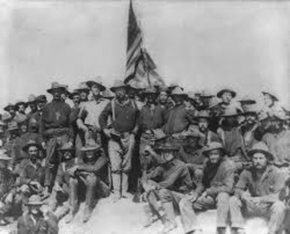 Marines occupy Cuba