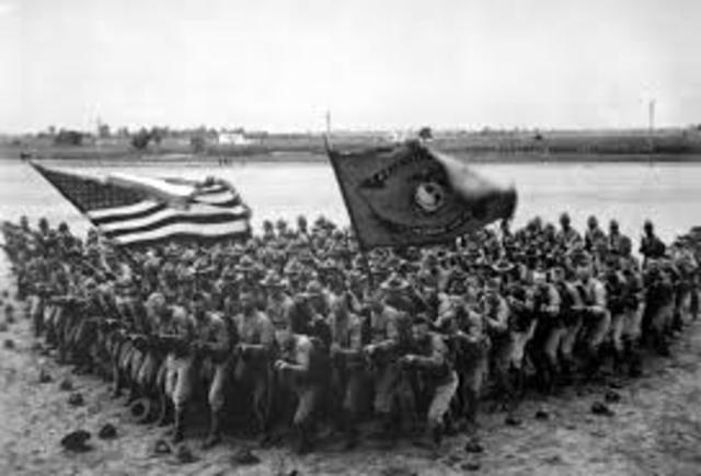 Marines leave Nicaragua