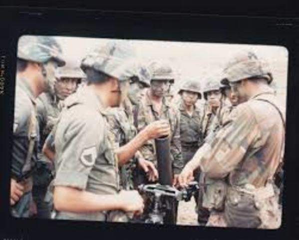 Army school in Panama