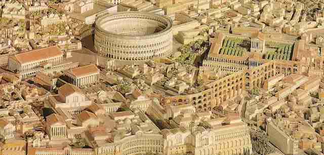 Creación de roma