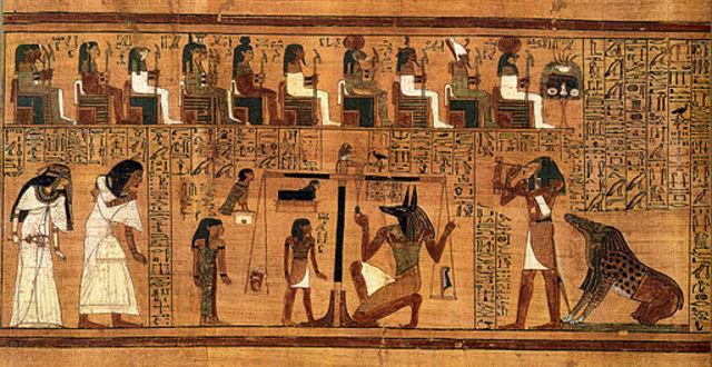 RELIGIÓN EGIPTO