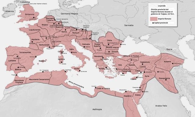 GRECIA SE CONVIERTE EN PROVINCIA ROMANA