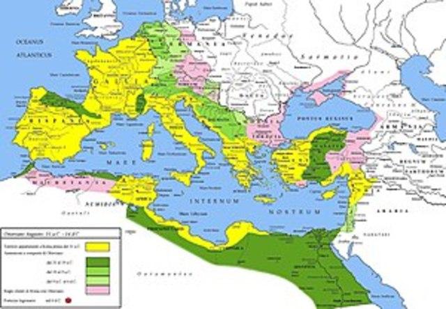 EGIPTO SE CONVIERTE EN PROVINCIA ROMANA