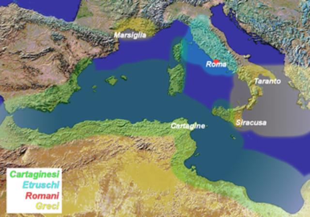 Primo trattato tra Romani e Cartaginesi