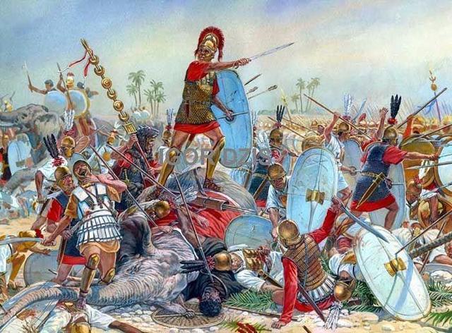 I Mamertini chiedono ai Romani di essere ammessi nella Lega italica