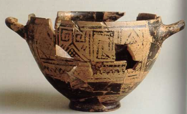 The 'Cup of Nestor' from Pithekoussai