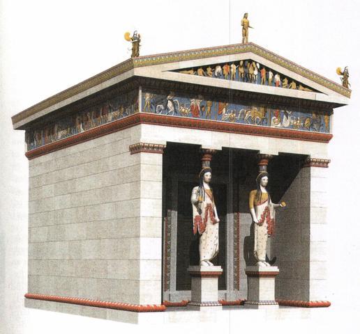The Siphnian Treasury