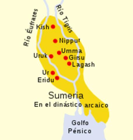 Imperi Sumeri