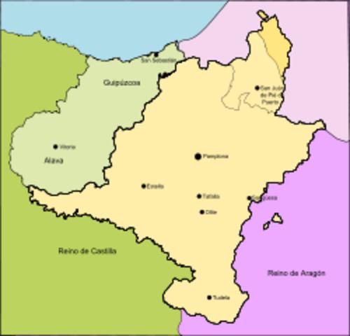 Anexionado de Navarra