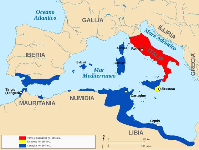 Appio Claudio si impadronisce di Messina