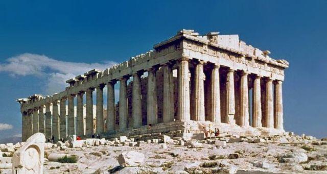 The 'Periclean' Parthenon