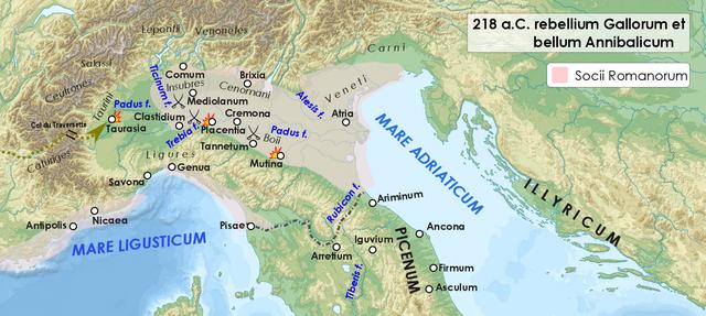 Battaglia del fiume Ticino
