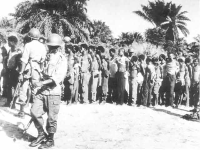 Burundian genocide