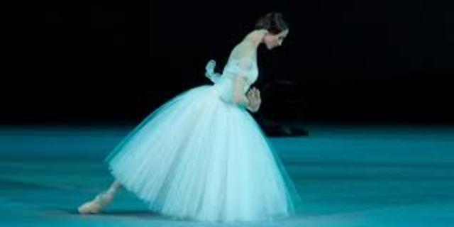"""""""Giselle"""" de Jules Perrot"""