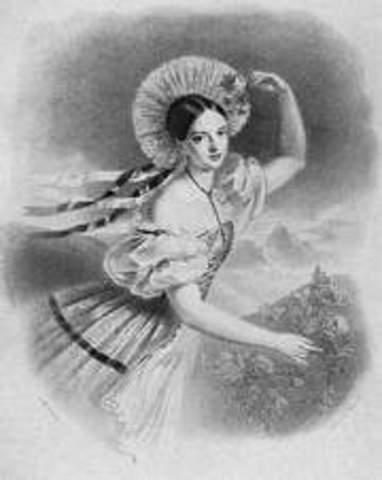 Fanny Elssler: el reconocimiento