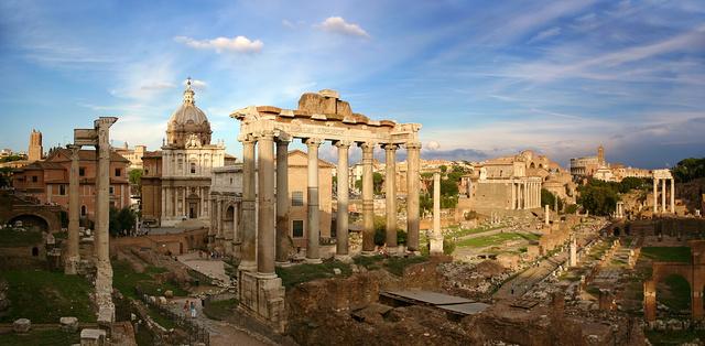 Creació de la ciutat de Roma