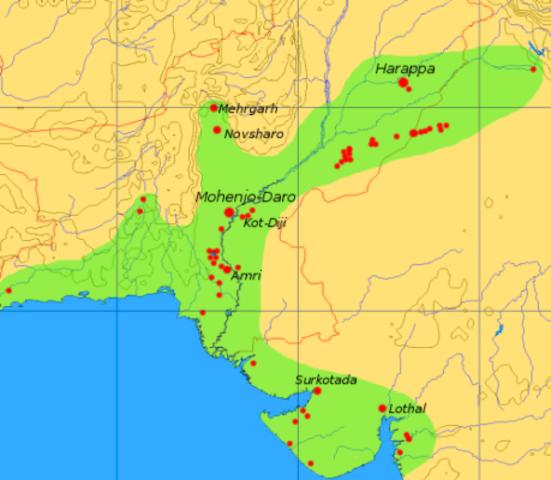 Civilització de la vall de l'Indus