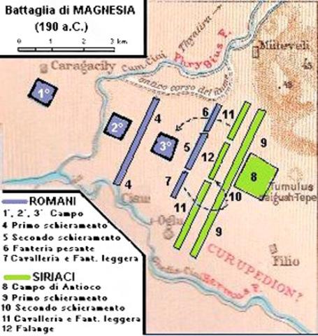 Battaglia di Magnesia