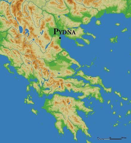 Seconda battaglia di Pidna