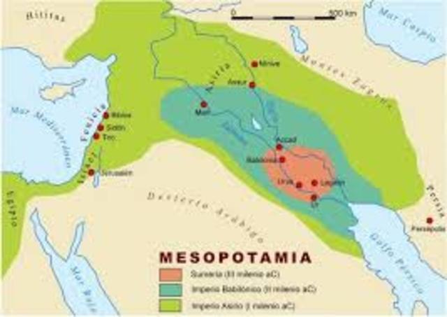 L' imperi Assiri