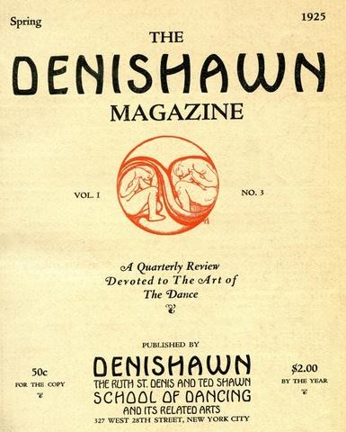 Fundación de la Denishawn School