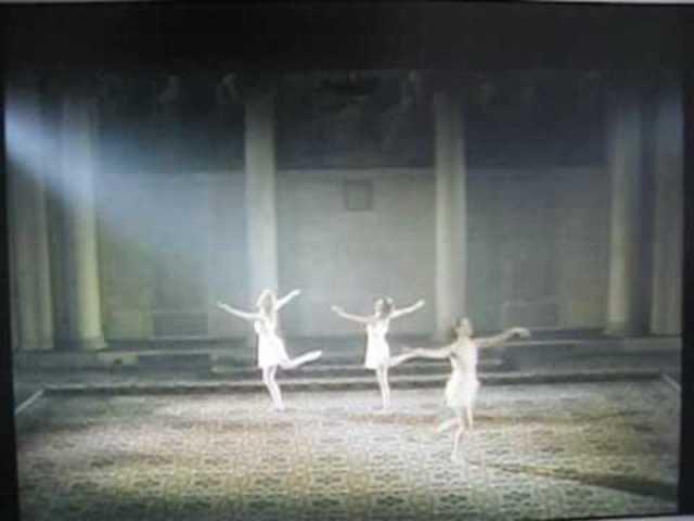 """""""Choeur Dance"""" de Ted Shawn"""