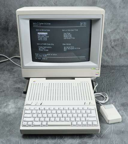 Apple IIc Plus
