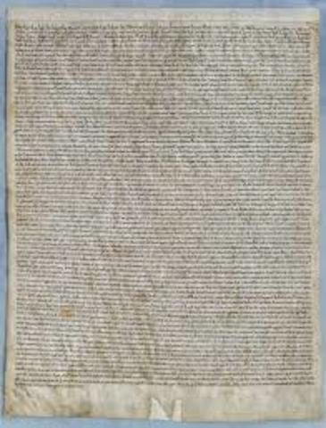 Politics - Magna Carta