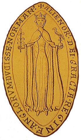 Marriage of Eleanor of Aquitaine to Henry II of England
