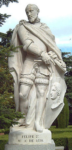 Fin del reinado de Felipe II